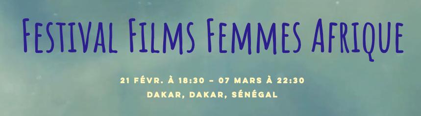 Film Demmes Afrique 2020
